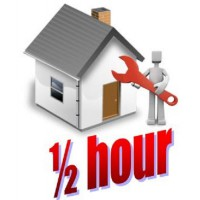 Onsite Service Charge Per Half an Hour