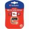 Verbatim Store'n' Go Micro USB 2.0 16GB Black Flash Drive