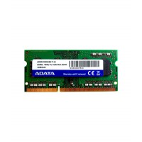 ADATA 4GB DDR3L-1600 PC3L-12800 1.35v SoDIMM Lifetime wty