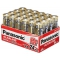 Panasonic AA Alkaline Battery 24 Pack