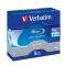Verbatim BD-R DL 50GB 6x 5 Pack with Jewel Cases