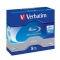 Verbatim BD-R 25GB 6X 5 Pack in Jewel Cases