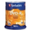 Verbatim DVD-R 4.7GB 16x 100 Pack on Spindle
