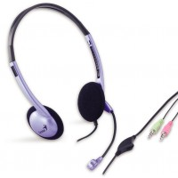 Genius HS-02B Classic Headset & Microphone