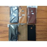 Phone Case for Huawei P9 Lite Phone with Card Slots