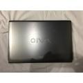 Sony SVE1529CGS Laptop, i7-3632QM / 750GB / 8GB / HD7650M / DVD / Windows 10