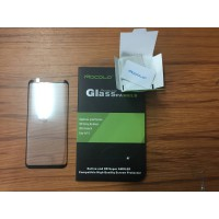 Glass Screen Protector - Samsung S8, Covers Curves, Compatible with Most Cases