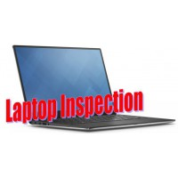 Inspection Fee for Laptop