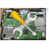 Laptop Motherboard Power Circuit Repair Service