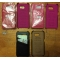 Leather Back Cover for Samsung Galaxy S6 SM-G920