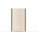 Xiaomi Mi 10000mAh Power Bank Gold, Business card sized, Panasonic/LG battery