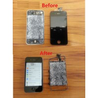 iPhone 4 Screen Replacement Including Installation