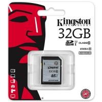 Kingston 32GB Value SDHC  - Class 10