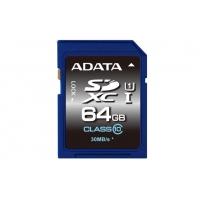 ADATA Premier UHS-I SDXC Card 64GB