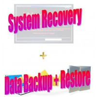 System Recovery Service With Backup + Restore