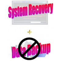 System Recovery Service No Back Up Needed