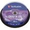Verbatim DVD+R DL 8.5GB 10x 10 Pack on Spindle